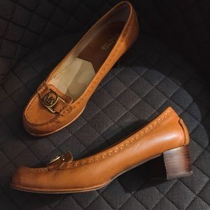 Michael Kors Healed Loafers (Size 9)